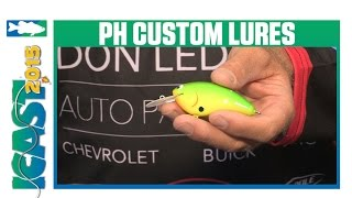 PH Custom Lures ICAST 2015 Videos