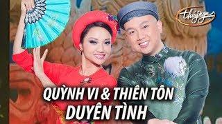 Thiên Tôn & Quỳnh Vi - Duyên Tình (Xuân Tiên) PBN 121