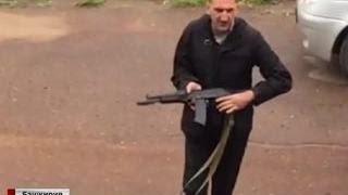 На заводе в Башкирии произошел вооруженный конфликт