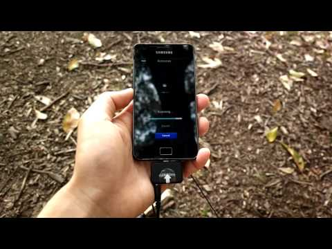 Elgato EyeTV micro usb TV tuner outdoors reception test