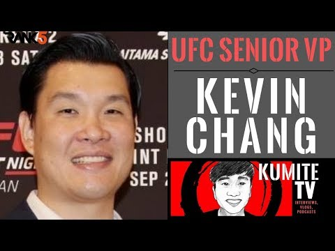 UFC Senior VP Kevin Chang says to expect some big announcements soon for Asia