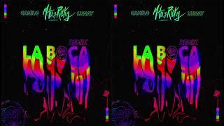 Mau ✘ Ricky ✘ Camilo ✘ Lunay   La Boca ( Ger Dj Remix )