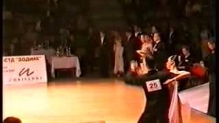 Olga Nesterova & Valentin Lusin - World Championship, Ballroom