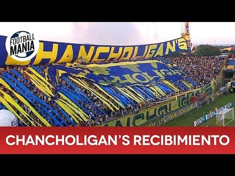 """""""Chancholigan's Party - Recibimiento Sportivo Luqueño vs. Atlético PR"""" Barra: Chancholigans • Club: Sportivo Luqueño • País: Paraguay"""