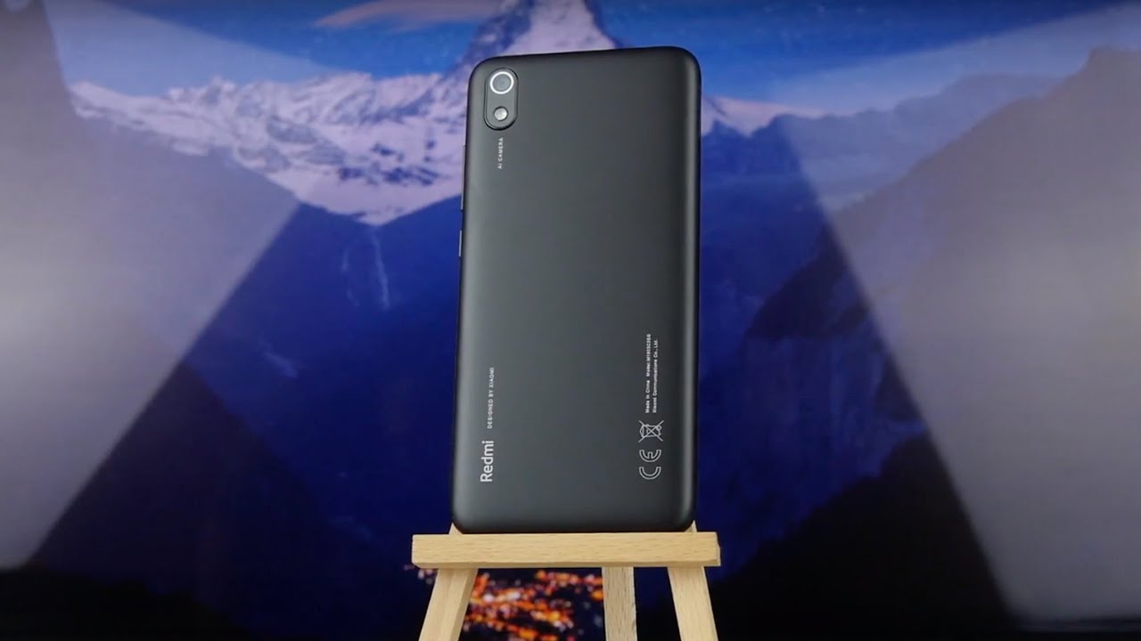 Xiaomi Redmi 7A 2/32Gb (Gem Blue) video preview