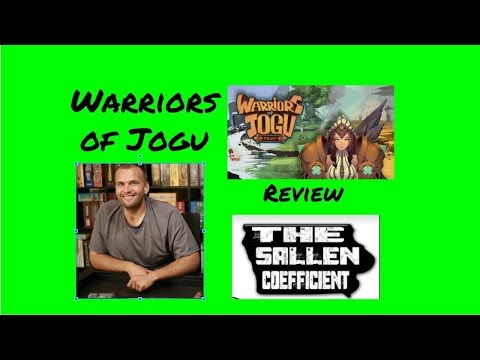 The Sallen Coefficient Review of Warriors of Jogu by Goodboardugly Joe