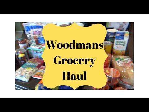 Woodmans Grocery Haul