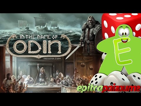 In the Name of Odin - How to Play Video (EN) by Epitrapaizoume