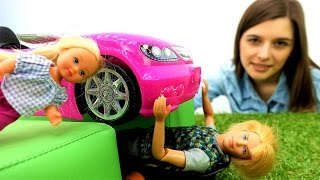 ToyClub шоу - Штеффи ищет Кена. Видео про куклы