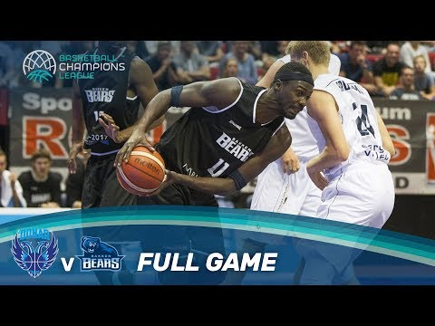 Donar Groningen (NED) vs Bakken Bears (DEN) - Full Game - Basketball Champions League 17-18