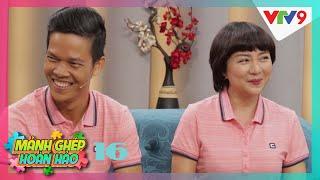 Mảnh Ghép Hoàn Hảo - MC Ngọc Tiên & Sĩ Toàn | VTV9