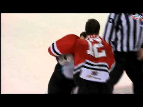 Mike Liambas vs. Brandon Mashinter