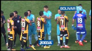 Bolivar TV Clasico 201 Bolivar 2 - The Strongest 1