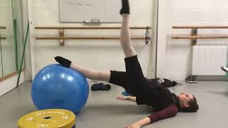 Hamstring/Hip Stability and Strength