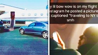 Bow Wow BUSTED On Social Media