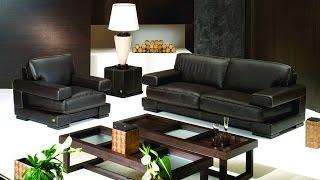 Interior Design Ideas With Black Leather Sofas