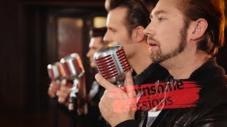 "trainsome sessions – The Baseballs mit ""Mo Hotta Mo Betta"""