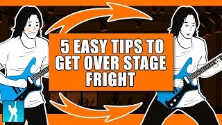 How To Overcome Stage Fright (For Guitar Players)