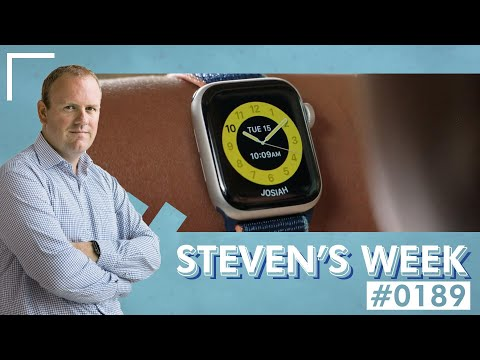 Steven's week 189: News about Apple Watch, record-breaking Super Bowl ads and more!