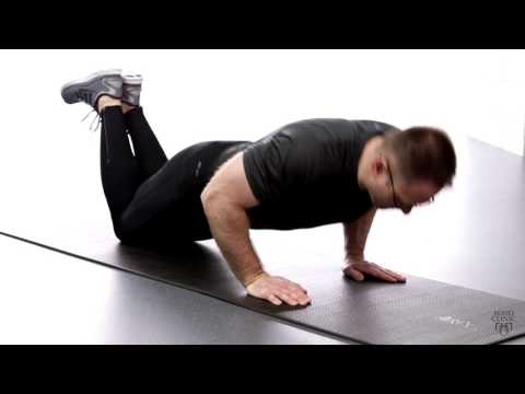 Knee-To-Elbow Pushup