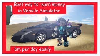 how to get infinite money in vehicle simulator roblox 2019