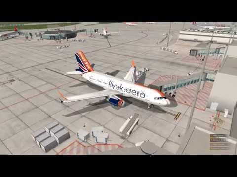A320rC2 + co-pilot , Jar Design and XP11 30 - смотреть онлайн на Hah