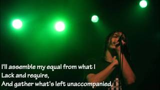 A Wolf Descends Upon The Spanish Sahara by Fair to Midland Lyrics