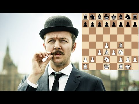 How to Play the London System in 3 Minutes   The Easiest Chess Opening Ever