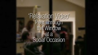 The Gathering - Intimate Friends Social Occasion - 1-Hour ASMR Relaxation Video