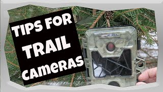 Tips On How To Use A Trail Camera  | PA Deer Land Management Vlog #2