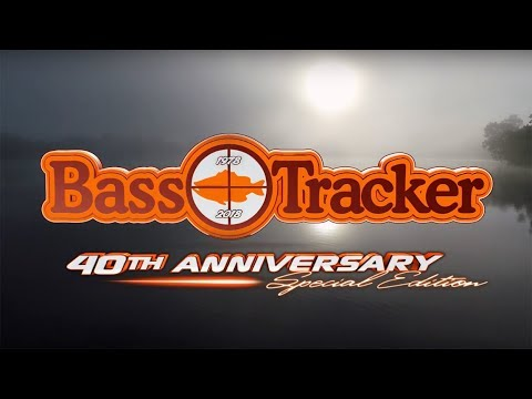 Tracker Bass Tracker 40th Anniversary Heritage Edition video