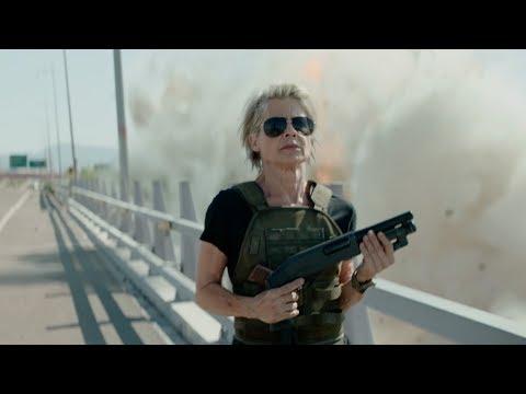 'Terminator: Dark Fate' Official Trailer (2019) | Linda Hamilton, Arnold Schwarzenegger