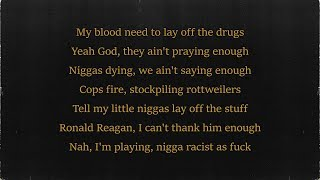 J.I.D   Off Da Zoinkys (Lyrics)