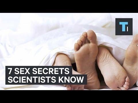 7 sex secrets scientists know