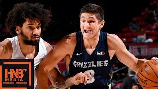 Minnesota Timberwolves vs Memphis Grizzlies Full Game Highlights   July 15   2019 NBA Summer League