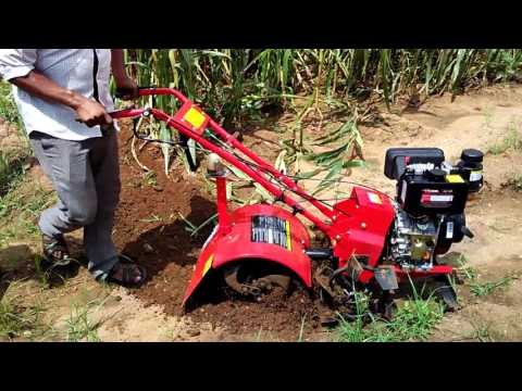 KK-IC-256D Cultivating Equipment