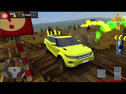 4X4 Offroad Parking Sim 2017 - New Car SPORT 4x4 Unlocked Android GamePlay FHD
