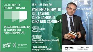 Youtube: Executive Call | PANDEMIA E IMPATTO SUL LAVORO. COS'È CAMBIATO, COSA NON CAMBIERÀ