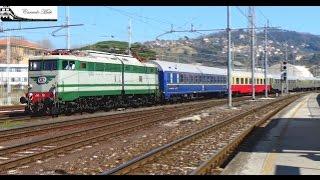 Treno storico 29088 con la E646 158