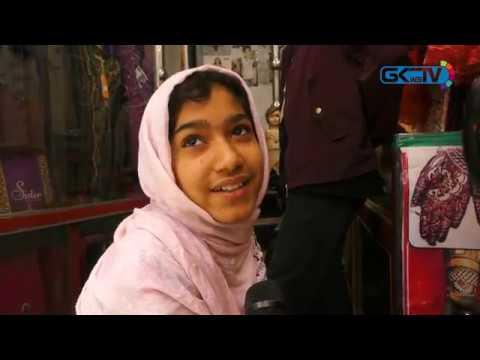 Shoppers swarm markets ahead of Eid-ul-Fitr in Kashmir