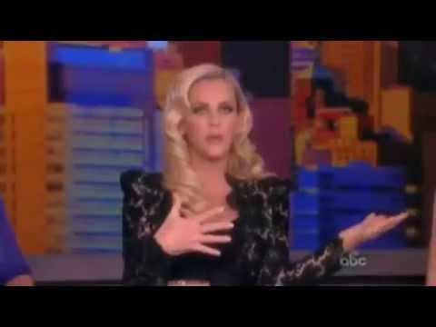 Video of Jenny McCarthy on The View