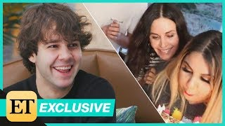 How David Dobrik Pulled Off That Courteney Cox Birthday Surprise!