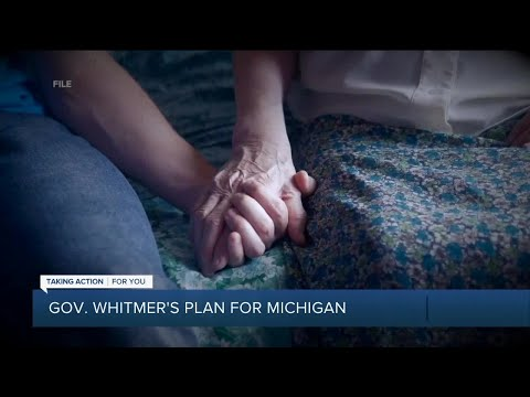 One-on-one: Gov. Whitmer's plan for Michigan