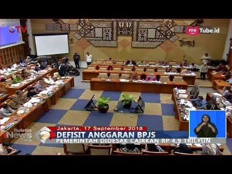 Komisi 9 DPR RI Desak Pemerintah Cairkan Dana JKN untuk Atasi Defisit BPJS - BIS 18/09