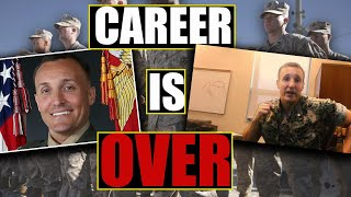 Marine Officer Speaks Truth in EPIC Social media Rant! (FIRED For CALLING Out Top Military Officers)