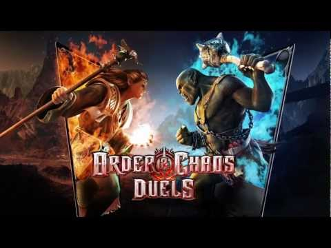 Video of Order & Chaos Duels