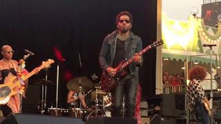 Lenny Kravitz - American Woman + Pants Split Live 3/8 2015 @ Gröna Lund
