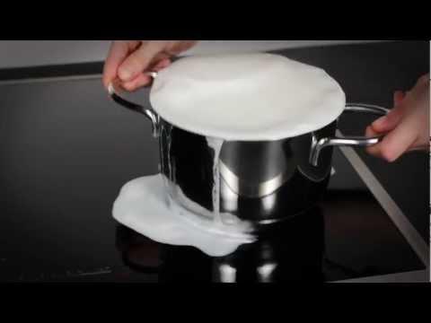 Servicevideo - Vorteile von Kochen mit Induktionsherd Technik für den Otto Versand