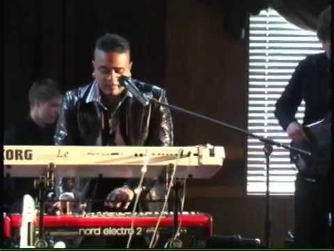 The OFFICIAL VIDEO David Hughes LIVE @ Celebrations