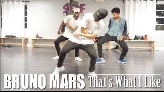 Thats What I Like By Bruno Mars  Michael Le Choreography  Justmaiko Brunomars